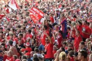 Fußball: Energie Cottbus droht mit bundesweitem Stadionverbot