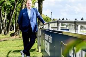 Stadionneubau: Hertha-Geschäftsführer bekräftigt Forderung nach Stadion