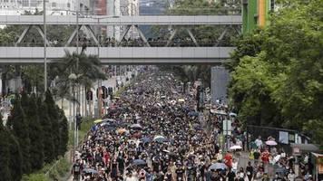 Fragen und Antworten: Hongkong: Es geht um mehr als ein Auslieferungsgesetz