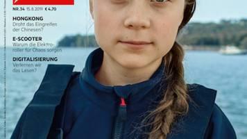 Vor Atlantik-Überquerung: Greta Thunberg: Ich habe keinen großen Plan
