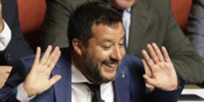 Regierungskrise in Italien: Rückschlag für Salvini