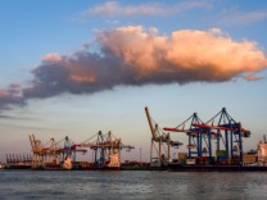 Bruttoinlandsprodukt: Deutsche Wirtschaft schrumpft im zweiten Quartal leicht