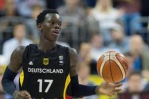 Basketball: Bundestrainer Rödl: Schröder gehört zu den Besten der Welt