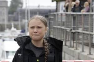 Klima: Klimaaktivistin Greta Thunberg: Man muss kreativ sein