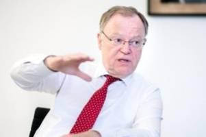 Regierung: Weil wirbt auf Norderney für Ausbau der Windenergie