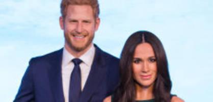 Madame Tussauds: Meghan und Harry werden  voneinander getrennt