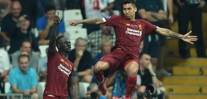 Sieg im Elfmeterschießen – Klopp und Liverpool holen den Uefa Supercup