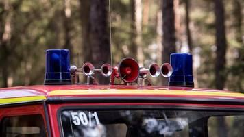 Lieberoser Heide: Brandstiftung nicht ausgeschlossen