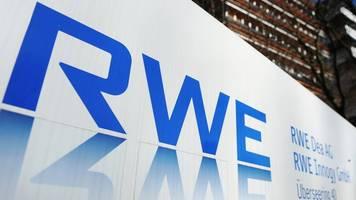 RWE legt Halbjahreszahlen vor: Geschäfte laufen gut