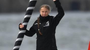 Kampf gegen die Klimakrise - Nächster Halt New York: Greta Thunberg sticht in See
