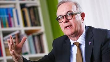 Landesbischof: Kirche sollte häufiger als Berater auftreten