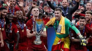 Nach Elfmeter-Drama: Klopps FC Liverpool gewinnt dank Ersatzkeeper Adrian den Uefa-Supercup