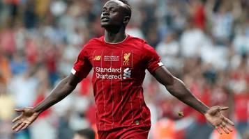 Uefa-Supercup live: Mane erzielt den Ausgleich – Liverpool überrumpelt Chelsea