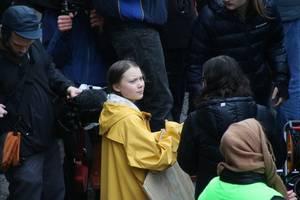 Kampf gegen die Klimakrise: Nächster Halt New York: Greta Thunberg sticht in See