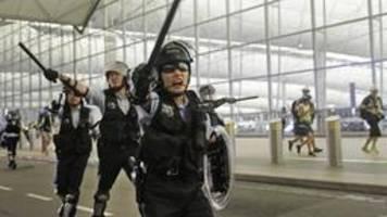 Maas: Besser nicht nach Hongkong reisen