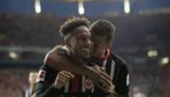 Qualifikation Europa League: Eintracht Frankfurt gewinnt gegen FC Vaduz