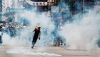Hongkong: Trump schlägt Krisentreffen mit Chinas Präsident Xi vor