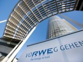 Rendite auch bei fallendem Kurs: Sieben-Prozent-Chance mit RWE