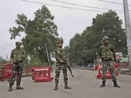 Schusswechsel an Kontrolllinie: Kaschmir-Konflikt fordert Todesopfer