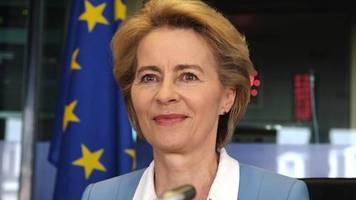 Ursula von der Leyen: So sieht ihr neues Leben in Brüssel aus