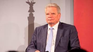 umstrittene aussagen: war das rassistisch? deutliche worte von altbundespräsident gauck zur causa tönnies