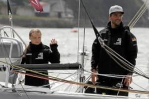 """Atlantiküberquerung: So ist das Leben von Greta Thunberg an Bord der """"Malizia II"""""""