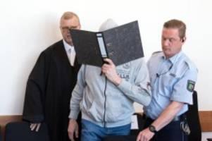 kriminalität: gürtelrose: angeklagter im lügde-prozess zurück in gefängnis