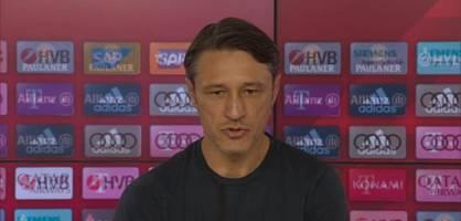 Niko Kovac über Ivan Perisic, weitere Transfers und Hertha BSC Berlin