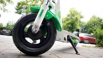 hamburger verkehrsbehörde sieht in e-scootern kein problem