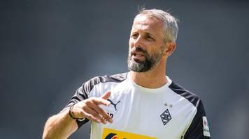 Topspiel gegen Schalke 04: Gladbach-Coach Rose vor Bundesligapremiere