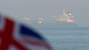 USA wollen Freigabe von iranischem Öltanker in Gibraltar verhindern