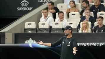 liverpool-coach: klopp wirbt für Änderung der regelauslegung bei abseits