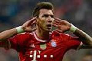 FC Bayern München - Effenberg fordert Mandzukic-Rückkehr, um die Champions League zu gewinnen