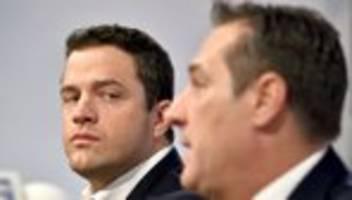 Ibiza-Affäre: Ex-FPÖ-Politiker Gudenus verklagt mutmaßlichen Macher des Ibiza-Videos