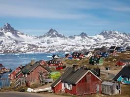 Alles nur ein Scherz?: Trump will offenbar Grönland kaufen