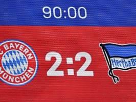 Serie hält, Spitzenspieler kommt: Was für ein schöner Tag für den FC Bayern