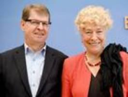 """Dieses """"Powerduett"""" will in der SPD den Ton angeben"""