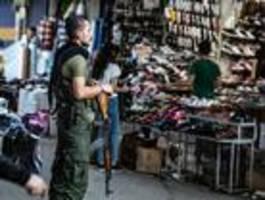 Wie sich Syriens Kurden auf einen türkischen Einmarsch vorbereiten
