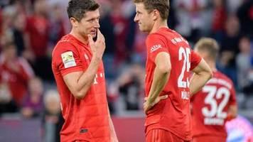 57. Bundesliga-Saison: Lewandowski-Doppelpack reicht nicht: FC Bayern mit Fehlstart