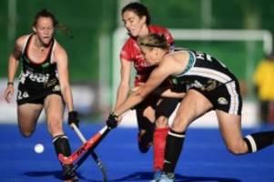 EM in Belgien: Hockey-Teams haben erste Olympia-Chance