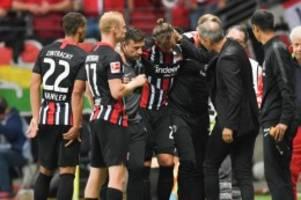 Europa-League-Qualifikation: Frankfurter Playoff-Freude getrübt - Russ fällt lange aus