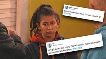 Promi Big Brother: Die Fetzen fliegen: Mit Eva kennen die Zuschauer kein Erbarmen und Zlatko verspielt seine Sympathie