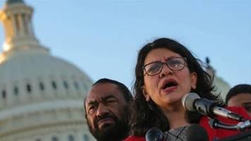 video: us-abgeordnete verzichtet aus protest auf westjordanland-besuch