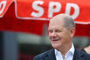 altbürgermeister: hamburger spd-politiker unterstützen olaf scholz