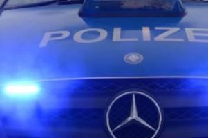 kriminalität: polizei sucht räuber mit besonders starkem schweißgeruch