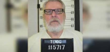 Tennessee (USA): Mörder auf elektrischem Stuhl hingerichtet