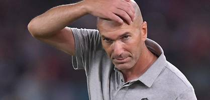 Die Saison beginnt - Real Madrid ist eine Ruine