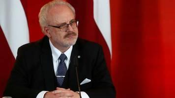 Egils Levits: Lettlands Präsident: Deutschland muss mehr Verantwortung übernehmen