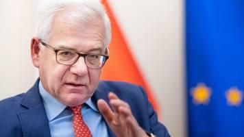 Persischer Golf: Polen will US-Militärmission in der Straße von Hormus unterstützen