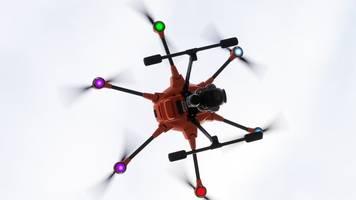 Drohnen dürfen auf Testgelände in Horstwalde hoch fliegen